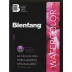 "341473, Bienfang pH Neutral Watercolor Paper Pad, 18""x24"""