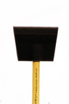 408608, Sponge Craft Foam Brush, 4""