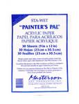 "419093, Masterson Sta-Wet Painter's Pal,  Film Refill, 9""x12"""