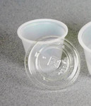 419115, Clear Plastic Cups 1oz., 200/
