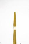 "419009, Student Plastic Knife, 3"" Trowel Palette, D"