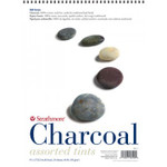"347079, Strathmore Charcoal 500 Series Asst.Tints, 12""x18"""
