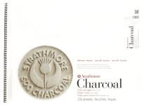 "347080, Strathmore Charcoal 500 Series Asst.Tints, 18""x24"""