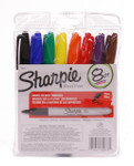 437928, Sharpie Set, Fine, Assorted, 8/markers