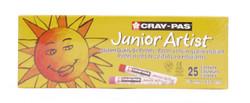 447651, Cray-Pas Junior Artist Oil Pastel Set, 25/pastel