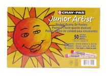 447649, Cray-Pas Junior Artist Oil Pastel Set, 50/pastel