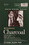 """341765, Strathmore Charcoal 400 Series Pad, 6""""x9"""""""