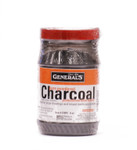 447044, General's Powered Charcoal, 6 oz.
