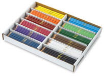 446836, Prang Colored Pencils, Classroom Master Pack, 288 count
