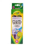 446499, Crayola Metallic Colored Pencils, 8 color Set