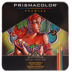 446165, Prismacolor Colored Pencils, 72 color Set