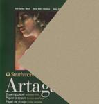 "347120, Strathmore Artagain 400 Series Gotham Gray, 19""x25"""