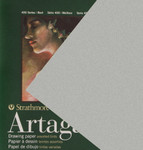 "347121, Strathmore Artagain 400 Series Steel Gray, 19""x25"""