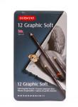 446427, Derwent Graphic Sketching Set, 12/