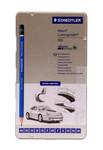 442999, Staedtler Mars Lumograph Pencil Set, 12/Pencils