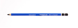 443017, Staedtler Mars Lumograph Pencil, 8B, Dozen