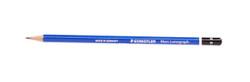 443008, Staedtler Mars Lumograph Pencil, H, Dozen
