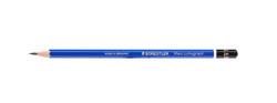 443007, Staedtler Mars Lumograph Pencil, 2H, Dozen