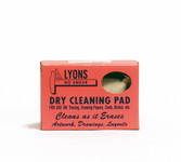 474238, Dry Powder Cleaning Pad, Large, 4oz.