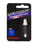 509101, Rapidiograph Technical Pen Replacement Point, 6x0