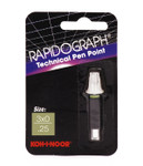 509103, Rapidiograph Technical Pen Replacement Point, 3x0
