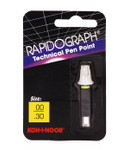 509104, Rapidiograph Technical Pen Replacement Point, 0-0