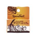 528173, Speedball 10-Point Card Assortment Set