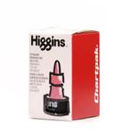 511515, Higgins Waterproof Color Drawing Ink, Brick Red, 1oz. Bottle
