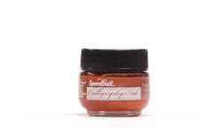 511559, Speedball Artist Pigmented Acrylic Inks, 1/2oz., Burnt Umber