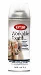 572315, Krylon Workable Fixatif, 11 oz. Spray Can