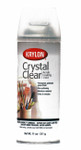 572316, Krylon Crystal Clear, 11 oz. Spray Can