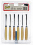 571114, Woodcarving Tool Set, 6/Chisels