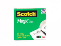 "572207, Scotch Magic Tape, 3/4"" x 1296'"