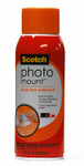 572225, 3M Photo Mount, 10.3oz