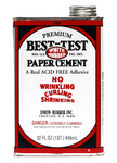 572103, Best-Test Rubber Cement, 32oz.