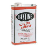 572105, Bestine Rubber Cement Thinner, 16oz.