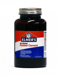 572095, Elmer's Rubber Cement, 8oz.