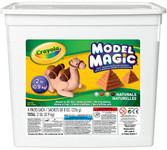 633894, Crayola Model Magic, Assorted Naturals, 2lb.