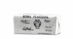634352, Roma Plastilina, No.2 Medium, 2lb.