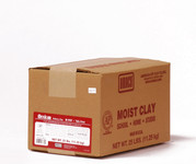 617717, Mexican Pottery Clay, 25lb.pkg.