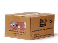 617709, Amaco Terra Cotta Clay, No.77, Low Fire, 50lbs.