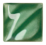 611212, Amaco Gloss Glaze , Lead Free, Cone 06-05, Pint, LG-40, Dark Green