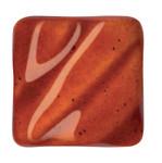 612681, Amaco Potter's Choice Glaze, PC-52, Deep Sienna, Pint