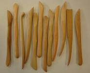 611034, Wood Modeling Tool Set of 12