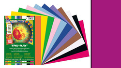"342144, Tru-ray Construction Paper, Magenta, 9""x12"""