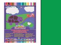 "341315, Sun Works Construction Paper, Holiday Green, 9""x12"""