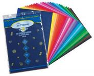 """341369, Spectra Art Tissue, Assortment, 12""""x18"""", 100/sheets"""