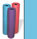 "341396, Rainbow Economy Kraft Rolls, Light Blue, 36""x1000'"
