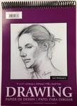 "341274, Richeson Drawing Paper, 9""x12"" pad,  75lb. Acid Free, 70 sheets"