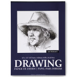 "341284, Richeson Drawing Paper, 12""x18"" pad,  60lb. Acid Free, 100 sheets"